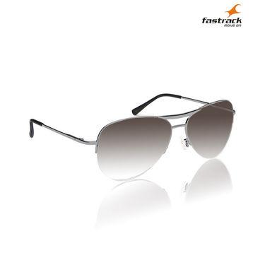 Fastrack 100% UV Protection Sunglasses For Women_M083bk4f - Chrome