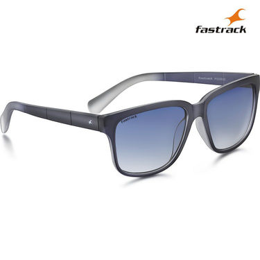 Fastrack 100% UV Protection Sunglasses For Men_P323bu2 - Light Blue