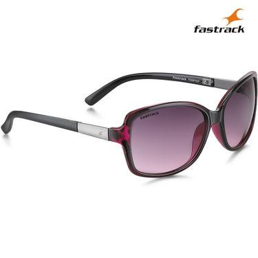 Fastrack Polarized Sunglasses For Women_P309pr2f - Purple