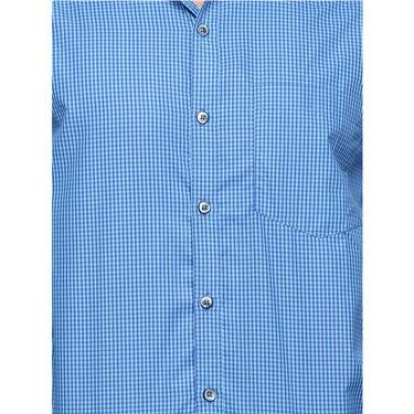 Copperline Cotton Rich Formal Shirt_CPL1148 - Blue Navy