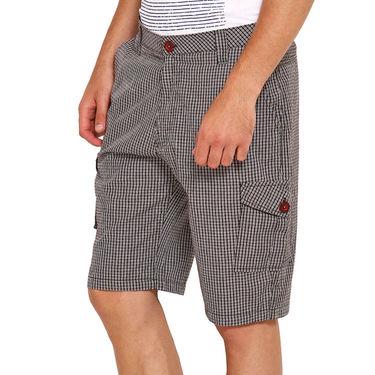 Wajbee Cotton Cargo Short For Men_Wma101 - Multicolor