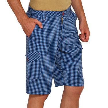 Wajbee Cotton Cargo Short For Men_Wma110 - Multicolor