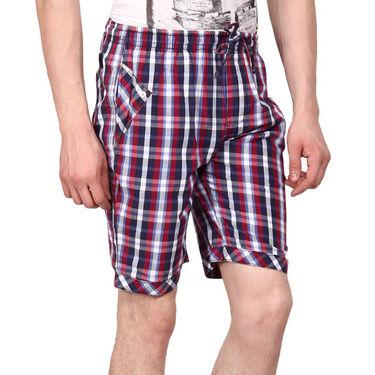Wajbee Cotton Cargo Short For Men_Wna102 - Multicolor