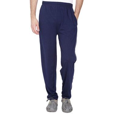 Pack of 2 Fizzaro Regular Fit Trackpants_Fl102106 - Grey & Blue