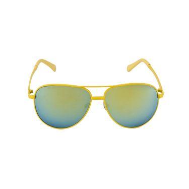 Swiss Design Full Rim Plastic Sunglass For Unisex_S01ayl - Mercury Blue