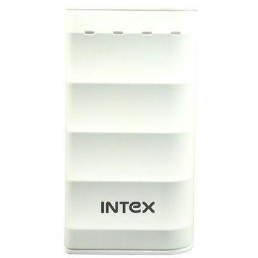 Intex 4000 mAh Power Bank - White