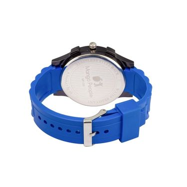 Mango People Round Dial Watch For Men_MP035 - White