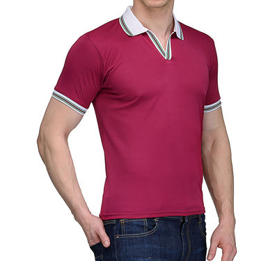 Pack of 3 Rico Sordi Polo Tshirts For Men_Combo02