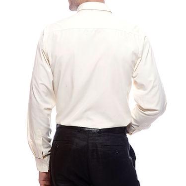 Mind The Gap Full Sleeves Shirt For Men_S7164 - Orange