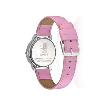 Oleva Analog Wrist Watch For Women_Olw13p - Pink