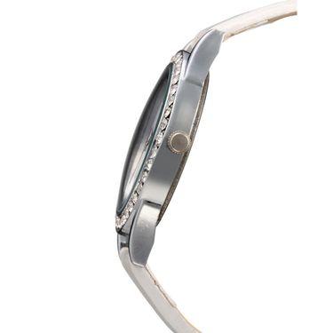 Oleva Analog Wrist Watch For Women_Olw15w - White