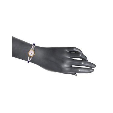 Oleva Analog Wrist Watch For Women_Opw88 - White