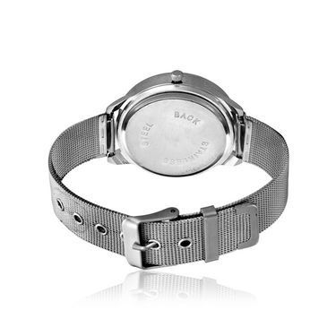Oleva Analog Wrist Watch For Women_Osw1w - White