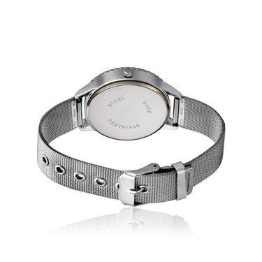 Oleva Analog Wrist Watch For Women_Osw5w - White