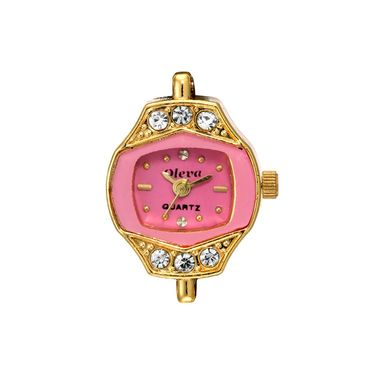 Oleva Analog Wrist Watch For Women_Osw24gp - Pink