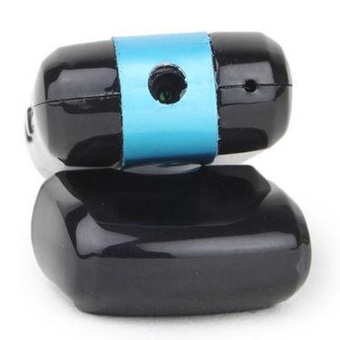 ZINGALALAA Krazzy Collection ACPUSBMini CamU8 5 MP Spy Camera (Black)