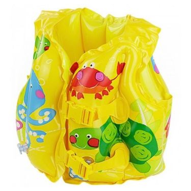 Intex Inflatable Kids Deluxe Swim Vest