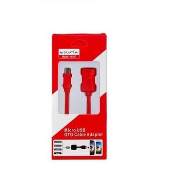 Flashmob Premium OTG Cable - Red