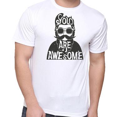 Oh Fish Graphic Printed Tshirt_Cdmasms