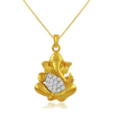 Spargz Brass Metal Pendant_Aip048