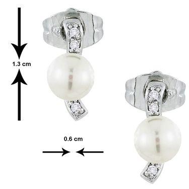 Spargz Brass Metal Earring_Aier124