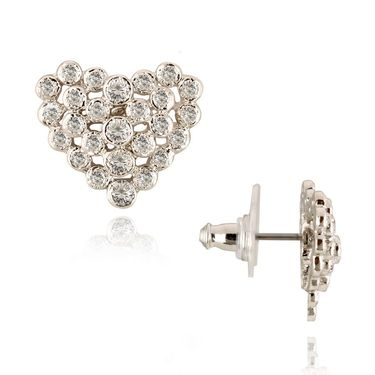 Spargz Brass Metal Earring_Aier414