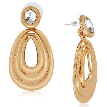 Spargz Alloy Metal Earring_Aier447