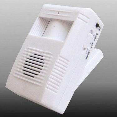 ZINGALALAA Electronic Motion Sensor Guest Saluting Doorbell
