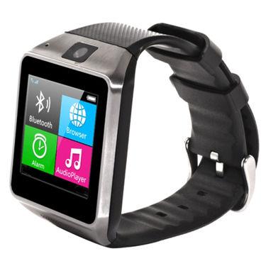 Vizio VZ01 with SIM Smart Watch ( 32GB Expandable, Fitness Tracker, Camera)- Black