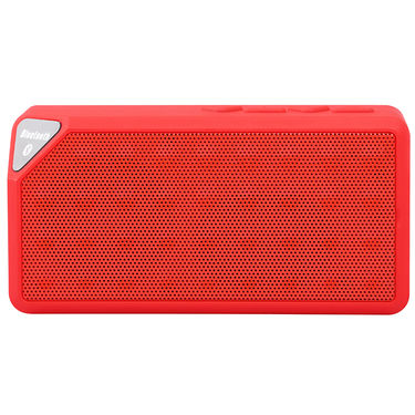 DGB Monk X3 Portable Bluetooth Speakers (Red)