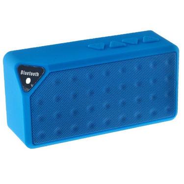 DGB Monk X3 Portable Bluetooth Speakers (Blue)
