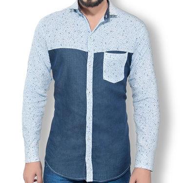 Printed Cotton Shirt_Gkfdsdbgt - Multicolor