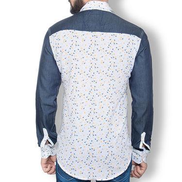 Printed Cotton Shirt_Gkfdswybrd - Multicolor