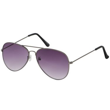 Alee Aviator Metal Unisex Sunglasses_Rs0209 - Blue