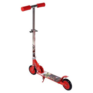 Avengers 2 Wheel Foldable Scooter