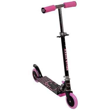 Hello Kitty 2 Wheel Foldable Scooter