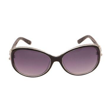 Adine Oval Plastic Women Sunglasses_Rs04
