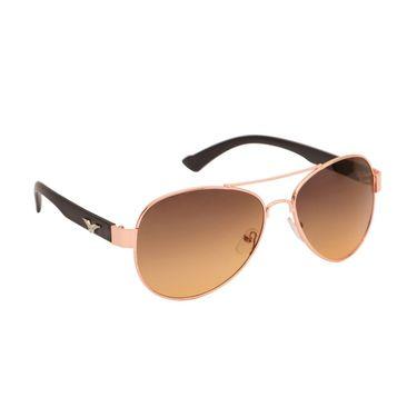 Adine Aviator Metal Unisex Sunglasses_Rs28