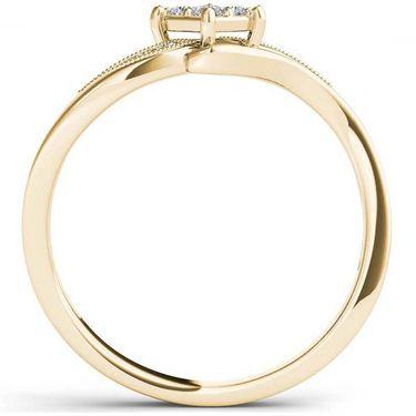 Ag Real Diamond  Poonam Ring_ AGSR0299