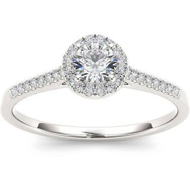 Kiara Swarovski Signity Sterling Silver Jammu Ring_KIR1016