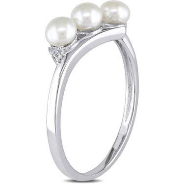 Kiara Swarovski Signity Sterling Silver Reshama Ring_KIR1045