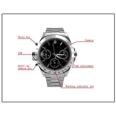 Spy Wrist Watch Camera Code 008