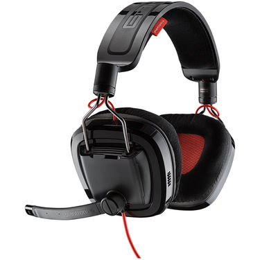 Plantronics Gamecom 788 Gaming Headset - Black