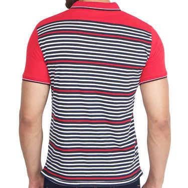 Branded Cotton Slim Fit Tshirt_Fckr01 - Red