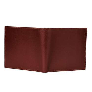 Spire Stylish Leather Wallet For Men_Smw119 - Maroon