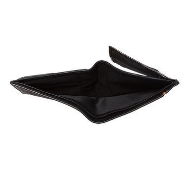 Spire Stylish Leather Wallet For Men_Smw146 - Black