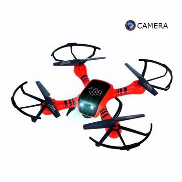High Speed X-DRONE SCOUT I-DRONE 1.0 6 Axis Gyro Quadcopter With Red