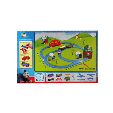 Thomas train for kids best gift Playing game_ tomas train toy for children