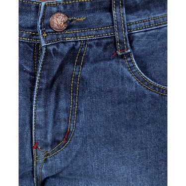 Stylish Cotton Denim For Men_Jcb02 - Blue