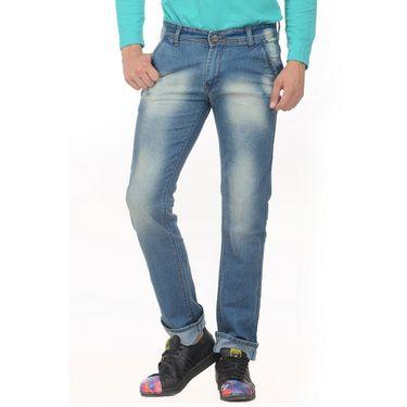 Forest Faded Slim Fit Denim Jeans_Jnfrt8 - Blue
